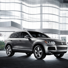 The Touareg starts $3,000 more than the most expensive Explorer
