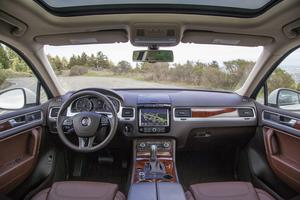Gallery Volkswagen Planning 7 Penger Suv For Us