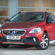 Volvo V40 T5 Kinetic Geartronic CC Cross Country AWD