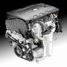 The 2.0-liter turbo diesel engine produces 148hp, 258lb-ft of torque and 42mpg highway fuel economy