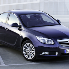 The Insignia will be built exclusively in Rüsselsheim