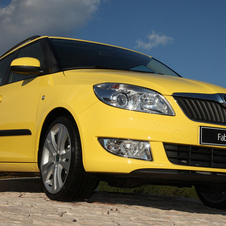 Skoda Fabia Break 1.2 TSI 105 hp Active