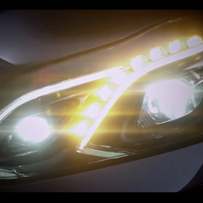 The lights will likely define the new car