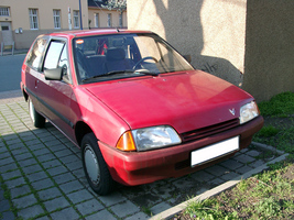 Citroën AX 10 Ten