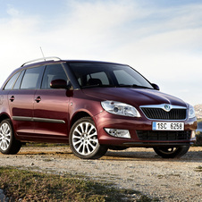 Skoda Fabia Break 1.2 TSI 105 hp Ambiente
