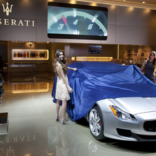 Maserati has been building Quattroporte models off and on since 1963