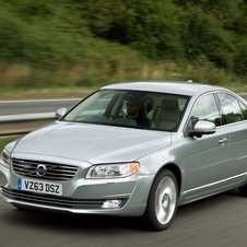 Volvo S80 T5 Powershift