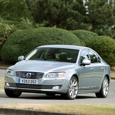 Volvo S80 T5 Geartronic