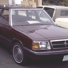 Dodge Aries SE Wagon 2.2
