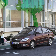 Skoda Fabia Break 1.2 TSI 105 hp DSG 7v Classic