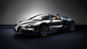The last Veyron Bugatti Legends is based on the historic model Type 41 Royale