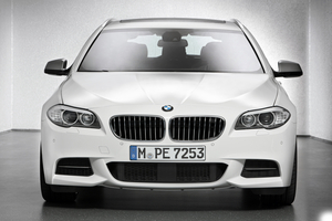 BMW Debuts Quartet of M Performance Diesels