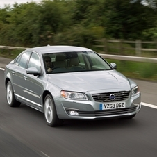 Volvo S80 D5 AWD Geartronic