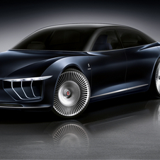 Italdesign Giugiaro describes the vehicle as a future autonomous luxury electric sedan Audi-style