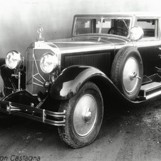 Mercedes-Benz 630 Supercharged Castagna