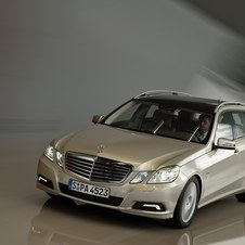 Mercedes-Benz E 350 T-Modell Avantgarde 4Matic