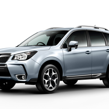 The fourth generation Forester will get its European debut in Geneva