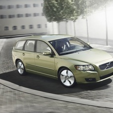 Volvo V50 T5 Kinetic Geartronic
