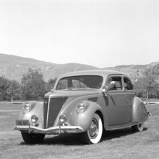 Lincoln Zephyr Fastback