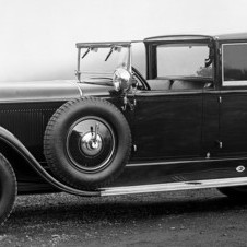 Mercedes-Benz 630 Supercharged City Coupé Farina