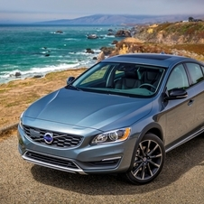 Volvo S60 Cross Country D4 Summum Geartronic