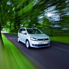 Volkswagen Touran 1.6I TDI BlueMotion Confortline