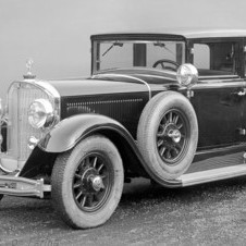 Mercedes-Benz 630 Supercharged Pullman Saloon Farina