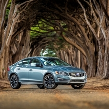 Volvo S60 Cross Country T5 AWD Summum Geartronic