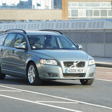 Volvo V50 T5 Business Pro Edition Geartronic