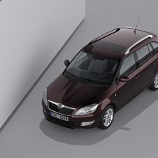Skoda Fabia Break 1.2 TSI 85 hp Active