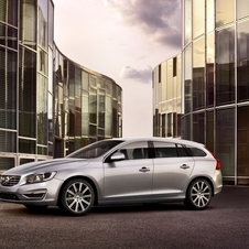 Volvo V60 T5 Powershift