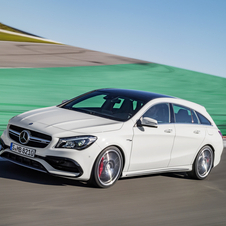 Mercedes-Benz CLA 45 Shooting Brake 4Matic