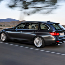 No final do ano, a BMW ampliará a gama Touring com as versões 320i, 318d e 316d.