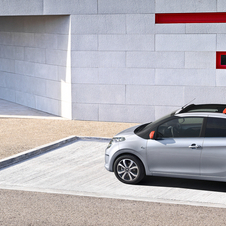 The Citroën C1 will get a three engine option range