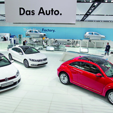 Volkswagen Group is launching 40 new models this year many of them focusing on sustainability.