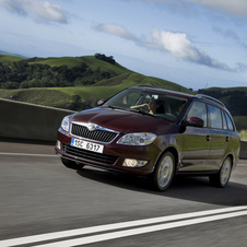 Skoda Fabia Break 1.2 TSI 85 hp Ambiente