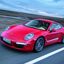 New Porsche 911 unveiled