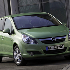 Opel Corsa 1.3 CDTI ecoFlex Start/Stop City
