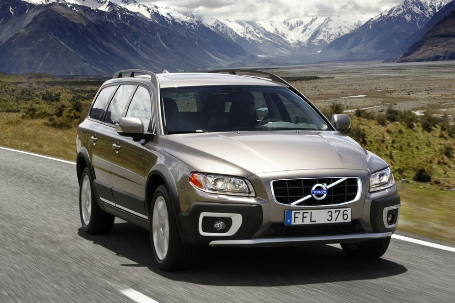 Volvo XC70 D5 Momentum Geartronic