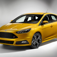 Weltpremiere des neuen Ford Focus ST beim Goodwood Festival of Speed