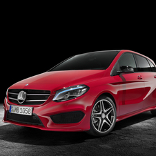 Mercedes-Benz B 220 4MATIC