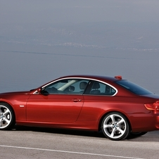 BMW 328i xDrive Coupé