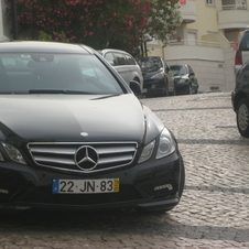 Mercedes-Benz E 250 BlueEfficiency Cabriolet Elegance