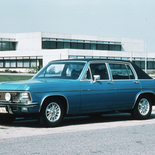Opel Admiral 2800 S