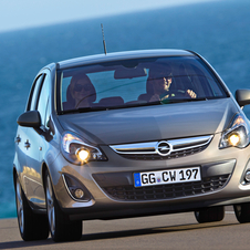 Opel Corsa 1.3 CDTI ecoFlex Start/Stop Enjoy