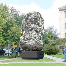 Louis Chevrolet Gets Bust in La Chaux-de-Fonds, Switzerland