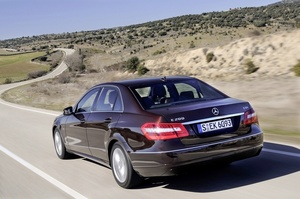 Mercedes-Benz E 200 CDI BlueEFFICIENCY