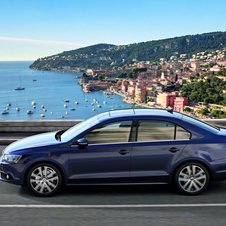 Volkswagen Jetta 1.2 TSI BlueMotion Technology 105 Trendline