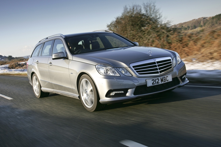 Mercedes-Benz E 220 CDI BlueEfficiency T-Modell