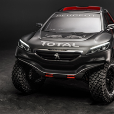 Peugeot is returning to the Dakar 25 years after its last entering